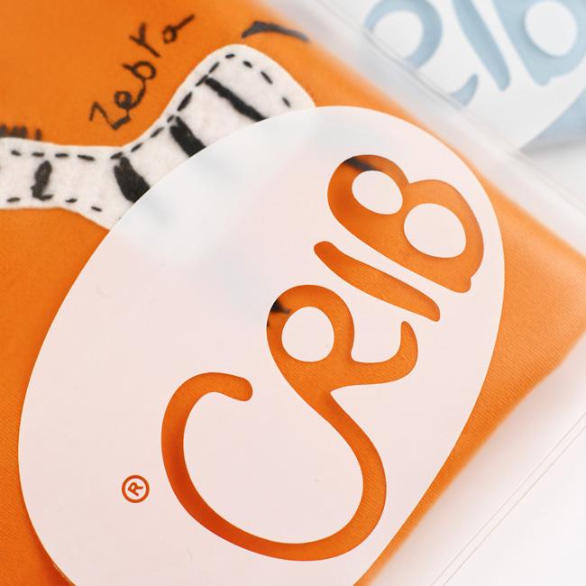 Packaging design for Crib