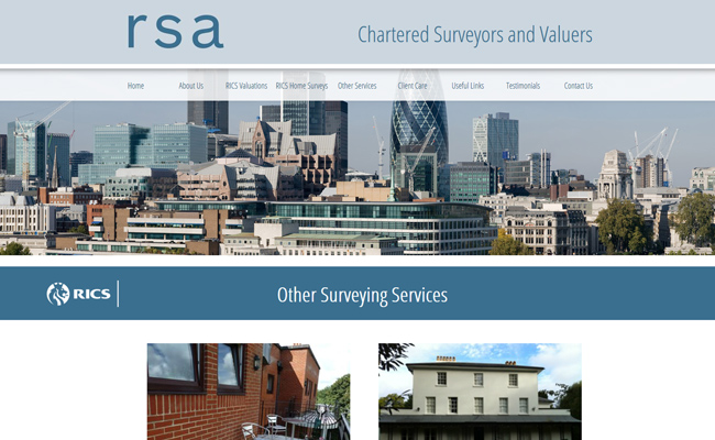 RSA Surveyors design & build