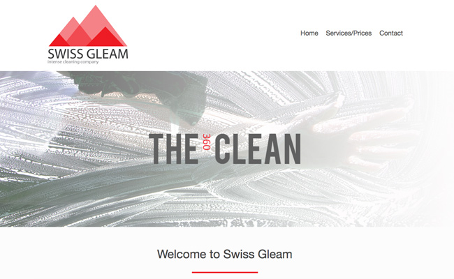 Swiss Gleam design & build