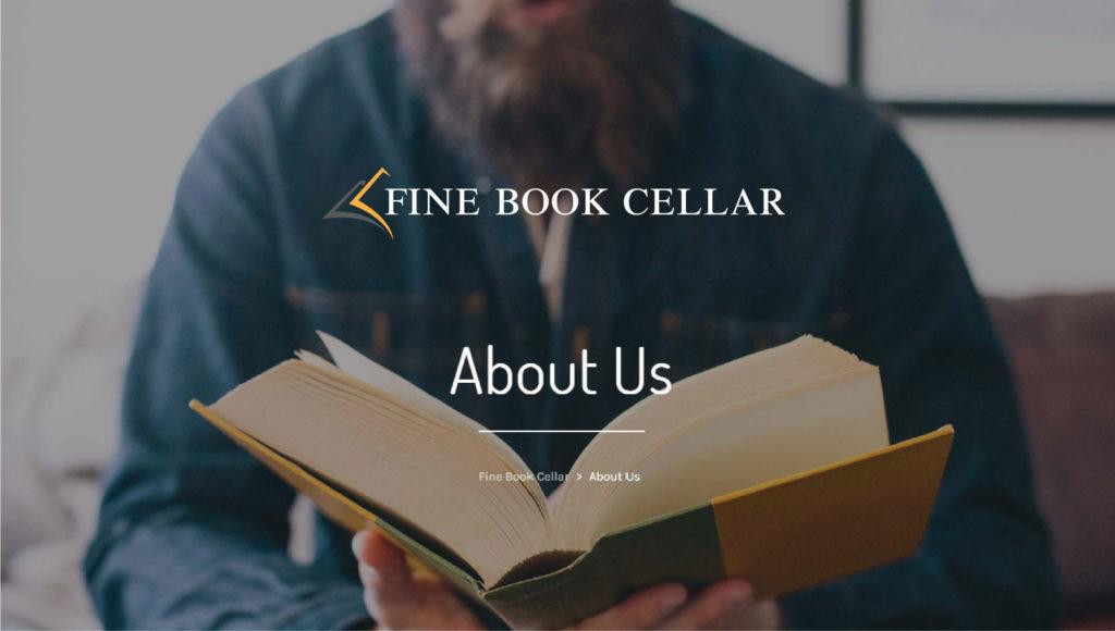 Creative Ego Fine book Cellar Portfolio image